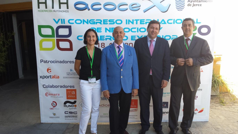 Congreso de Acocex Jerez