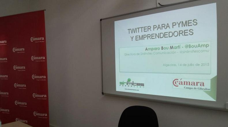 curso twitter para pymes y emprendedores.