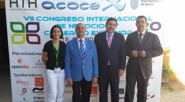 Congreso Acocex en Jerez
