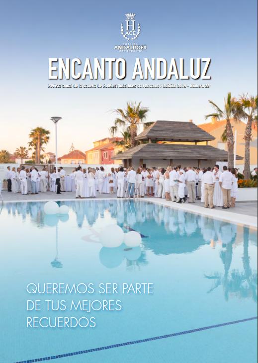 Revista Encanto Andaluz 2019 de Hoteles HACE
